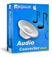 Bigasoft Audio Converter u. mehr für Mac (Kostenlos) @ bigasoft.com