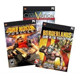 Amazon.com  2K Mega Pack [z.T. STEAM / Download]