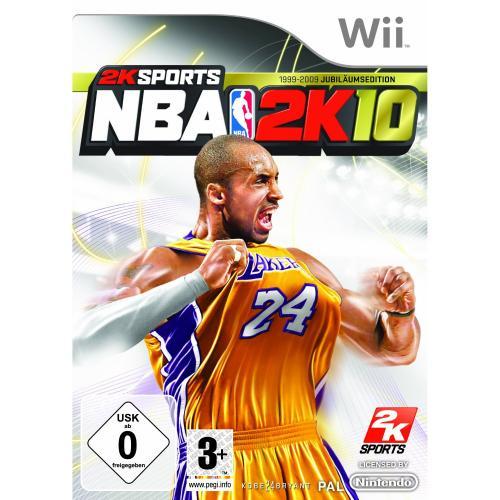 NBA 2K10 (Wii)