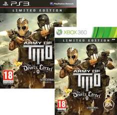 Army of Two The Devils Cartel Overkill Ed. (AT) für 49,99 Euro [PS3/XB360] @ World of Video