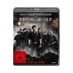 [Bundesweit] The Expendables 2 BluRay für 12,99€ bei Real ab 28.01.2013