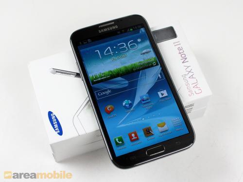 [FB billiger.de] Samsung Galaxy Note II titan-grau OVP für 438,-€ oder weniger inkl. Versand - nur 1 Stück verfügbar !