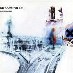 (UK) Radiohead - OK Computer (Collectors Edition) 2 x CD + DVD für 7,99€ @ play