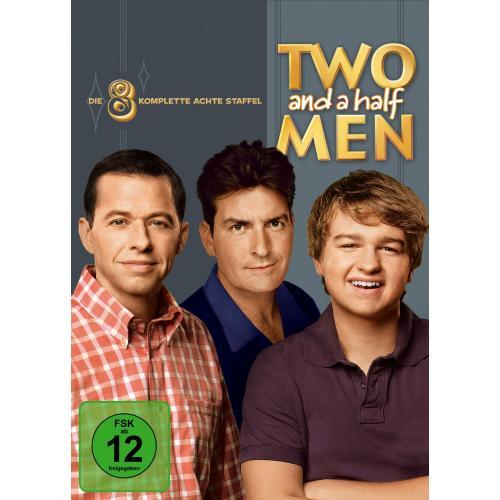 [Amazon] Two and a Half Men - Die komplette achte Staffel für 9,90 EUR (+3,00 EUR ohne Prime)