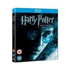(UK)  Harry Potter und der Halbblutprinz (Harry Potter And The Half Blood Prince) [Blu-Ray + DVD + Digital Copy] und Jonah Hex: Triple Play Edition (2 Discs) (Blu-ray) für je 3.88€ @ play (zoverstocks)