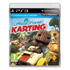 Little Big Planet Karting [PS3] für 24,99 € (UK-Version)