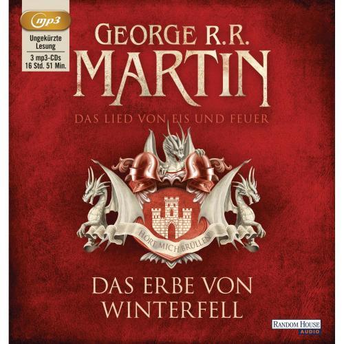 Game of Thrones / Das Lied von Eis und Feuer Hörbücher @Amazon.de 32% billiger