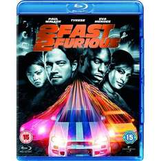 Blu-Ray - 2 Fast 2 Furious für €4,49 [@Play.com]