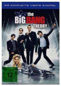 The Big Bang Theory - Staffel 4 (3 DVDs)