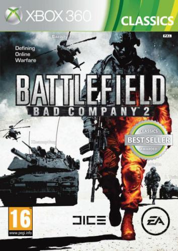 Xbox 360  - Battlefield: Bad Company 2