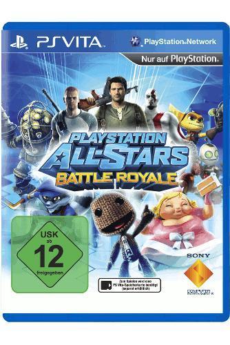 Playstation AllStars Battle Royale All-Stars PSVita PS Vita Neu für 19.99 Euro @Ebay