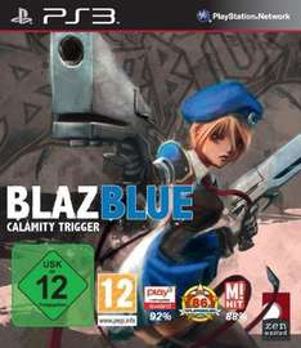 [PS3] BlazBlue Calamity Trigger (UK) für 5,98€ inkl. Versand + Gratis VMU [DC]