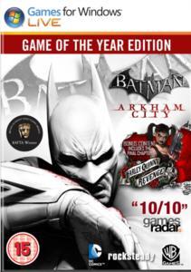 [Steam] Batman AC GOTY 6€, LotR: WitN 4€, Alan Wake 5,50€ u.v.m. @GMG