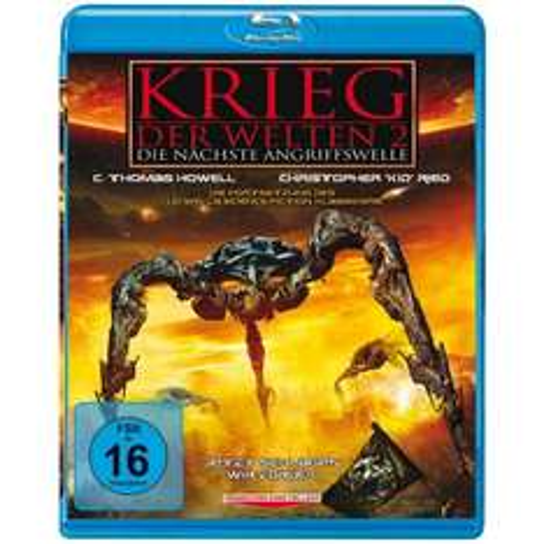 Krieg der Welten 2 (Blu-ray) Neu -   EUR  0,25  +  3 Euro Versand  =  3,25 €