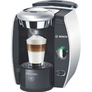 [Amazon WHD] Bosch TAS4211 Tassimo T42 Multi-Getränke-Automat / Silk Silver +40 EUR Gutschein ab 48,92€