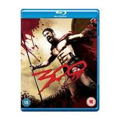 (UK) 300 [Blu-Ray] für 7.48€ @ play (zoverstocks)