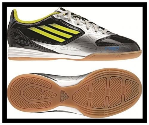 Adidas F10 IN J Fußballschuhe Hallenschuhe