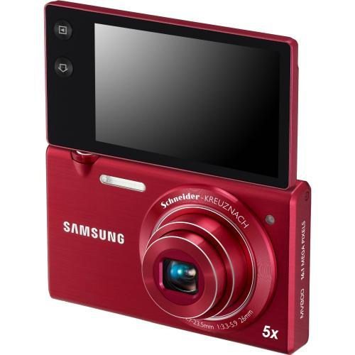 Samsung MultiView MV800 - Rot