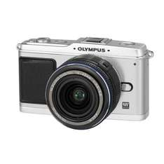 Olympus PEN E-P1 Systemkamera [Body] mit VSK (amazon)