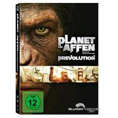 "[Blu-ray] ""Planet der Affen: Prevolution (Collector's Edition)"" 9,97€"