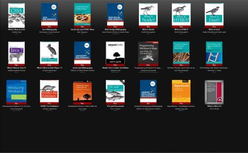 Kostenlose Kindle E-Books zu Informatik-Themen