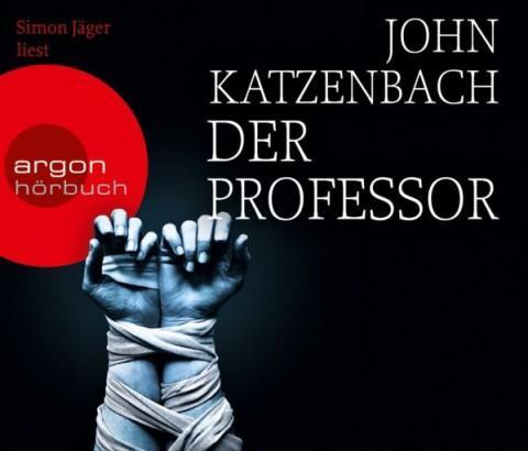 Der Professor von John Katzenbach bei Audible