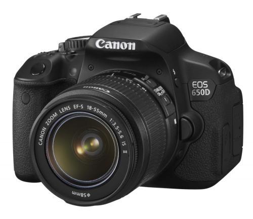 Canon 650D + EF-S 18-55 IS II MediaMarkt (lokal? Leipzig)
