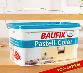 ( Update -Bundesweit )  Kaufland -  Baufix Pastell-Color-*In Apricot, Flieder, Apfelgrün oder Cappuccino