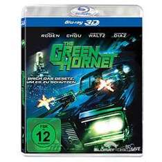 "[3D-Blu-ray] ""The Green Hornet"" 11,99€"