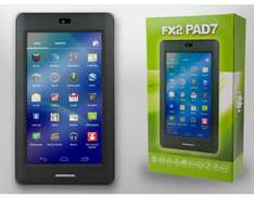 "FX2 Pad7 Tablet PC 17,8cm 17,80cm (7"") 800x480"