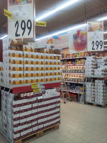 Dolce Gusto 2.99,-€ Kaufland Bremen