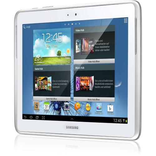 Samsung Galaxy Note 10.1 3G 16GB weiß (GT-N8000)