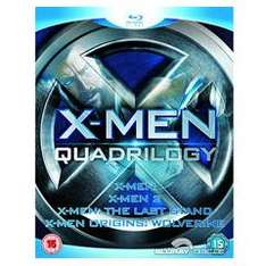 [BluRay] X-Men Quadrilogy