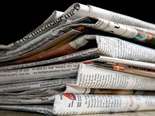 Mal wieder: bis zu 2 Wochen gratis Zeitung