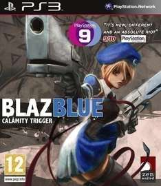 PS3 - BlazBlue Calamity Trigger  UK ( NEU/OVP) 4,99€ @ Ebay