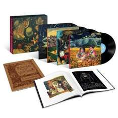 Smashing Pumpkins Mellon Collie and the infinite Sadness 4LP Vinyl Reissue