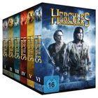 Hercules - Komplett-Package, Staffel 1-6 [34 DVDs] [Edeltrash]