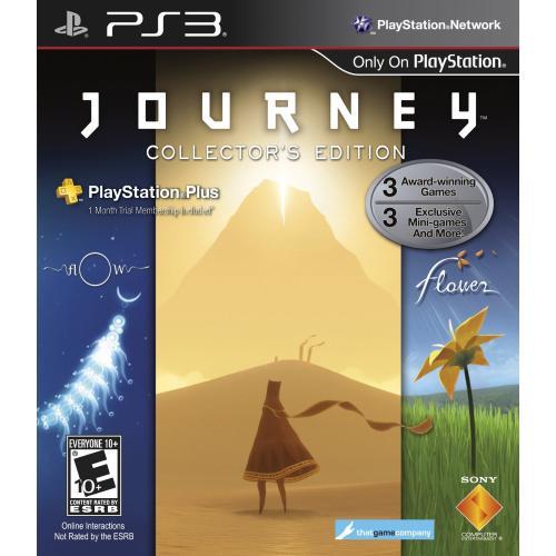 Journey Collectors Edition Game PS3 für 26,98€ inkl. VSK
