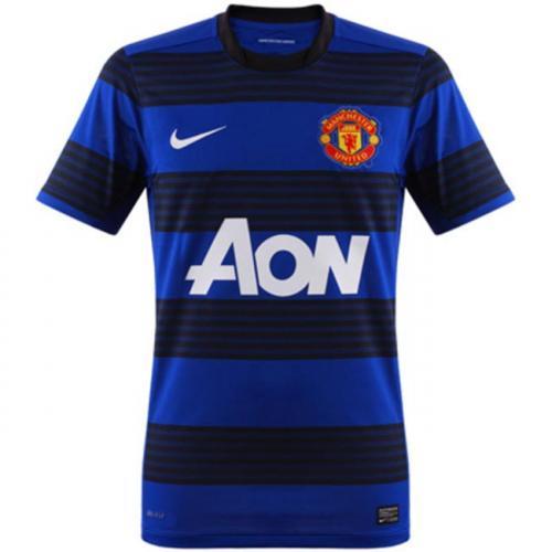 [LOKAL] Manchester United Trikot  Blau/Rot 15 € - MacArthur Outlet Neumünster