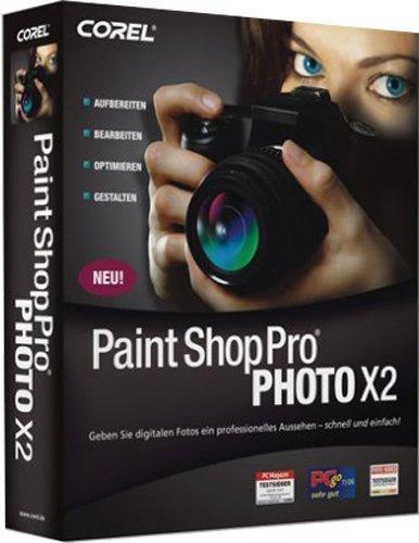 Paint Shop Pro Photo X2 (PC)