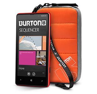 Nokia X Burton Case kostenlos beim Kauf eines Lumia 820