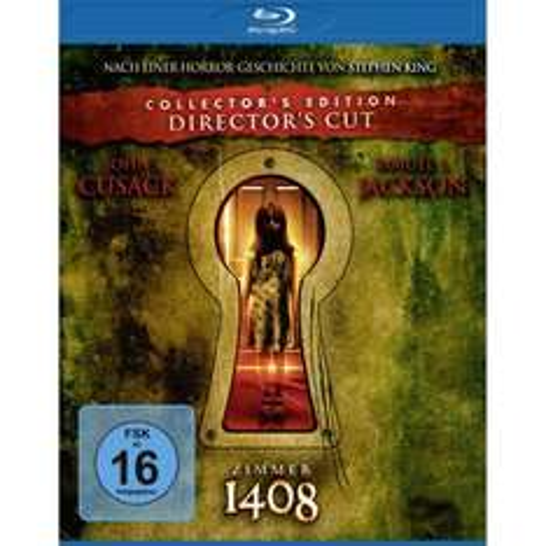 [Blu-Ray] Zimmer 1408 (Collector's Edition, Director's Cut) für 7,85 Euro @ amazon.de