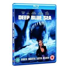 Blu-Ray - Deep Blue Sea für €6,99 [@Play.com]