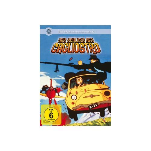 Lupin III - Das Schloss des Cagliostro (Einzel-DVD) @ Amazon