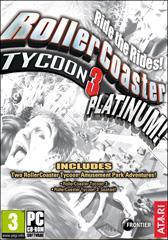 [DRM-Free = No-Steam] RollerCoaster Tycoon 3 Platinum für umgerechnet 3.41€ @ Gamefly