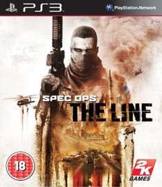 "[PS3] ""Spec Ops: The Line"" UK-Version @ TheHut"