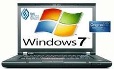 Lenovo T510 i5 2,53GHz 4GB Ram Windows 7 Professional refurbished A-Klasse