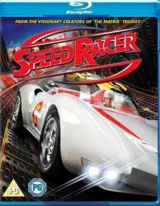 [bluray] Speed Racer UK play.com