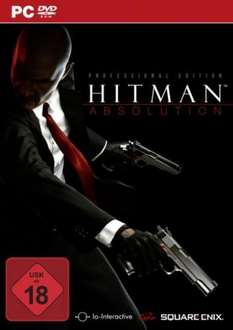 [Steam] Hitman: Absolution SE 12,49€/PE 14,99€ u.v.m. ab 3,24€ @Square Enix Store