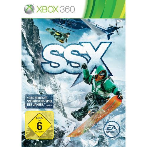 SSX (Xbox 360) für 9,99€ oder 840 MS Points